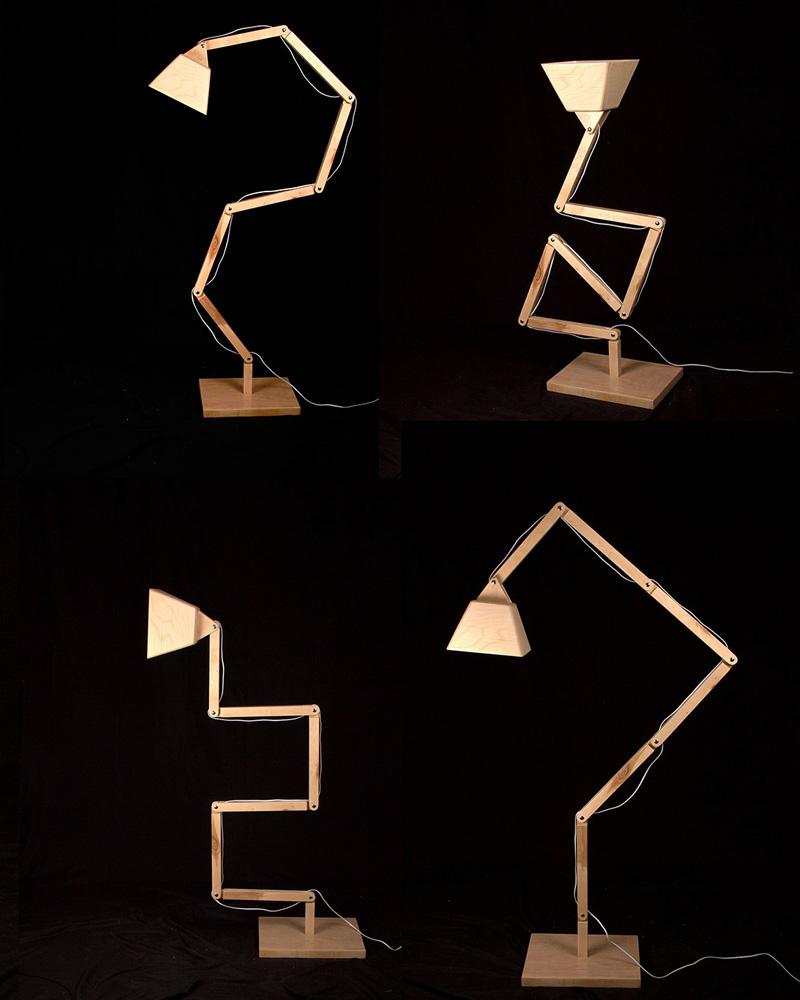 Floor lamp DL022