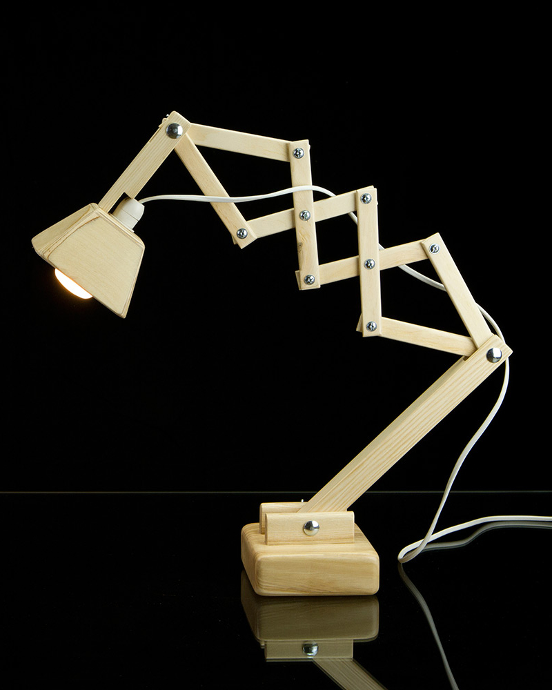 Table lamp DL011