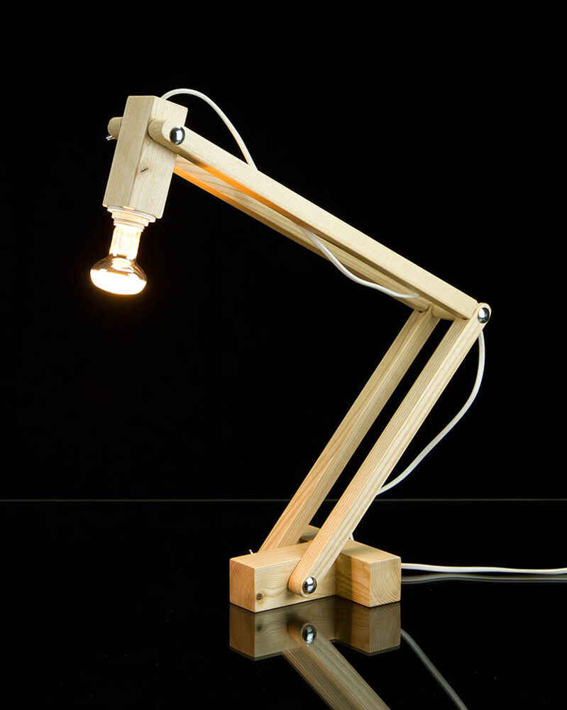 Table lamp DL016