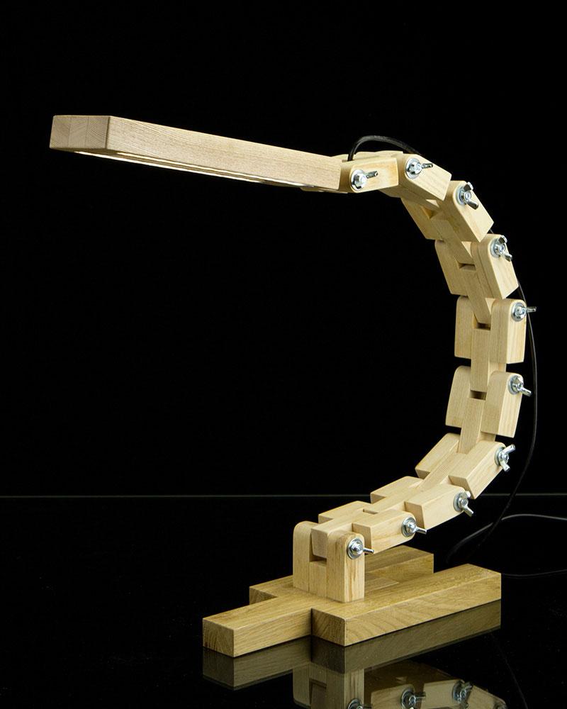 Led table lamp DL017