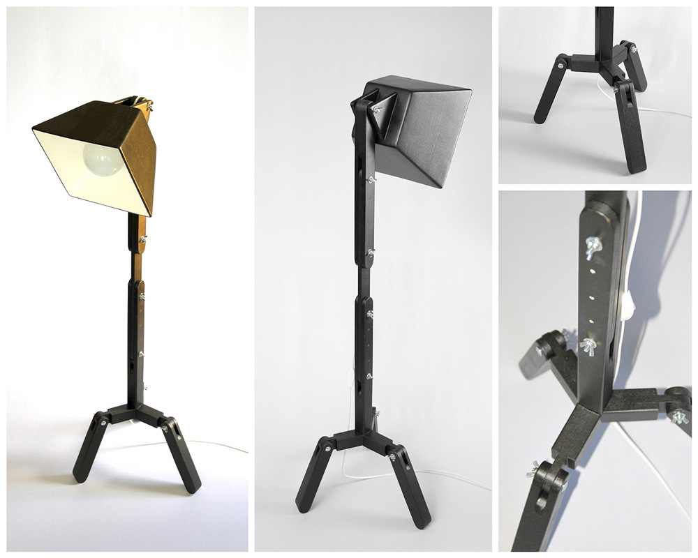 Floor lamp DL023