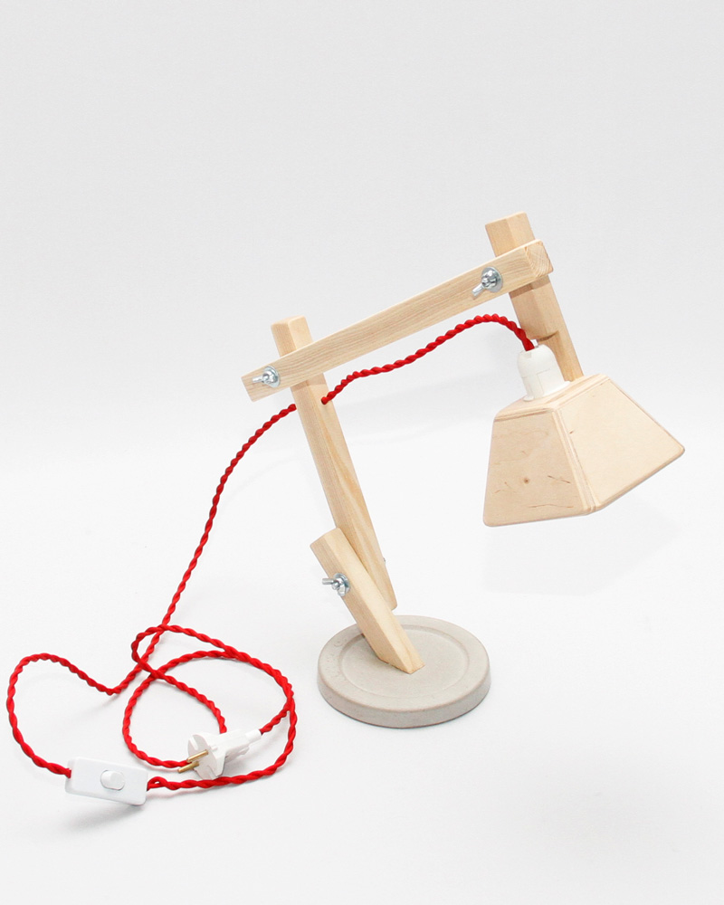 Table lamp DL008-3